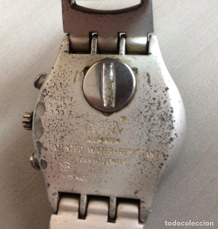 Relojes - Swatch: RELOJ SWATCH - IRONY ALUMINIUM CHRONO - Foto 4 - 116451743