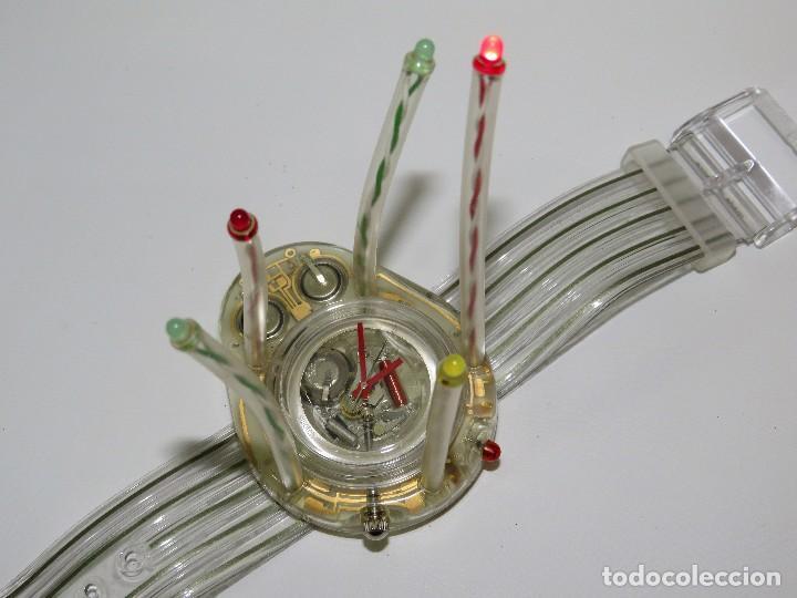 SWATCH ESPECIAL NAVIDAD 1996 GZ-152 (Relojes - Relojes Actuales - Swatch)
