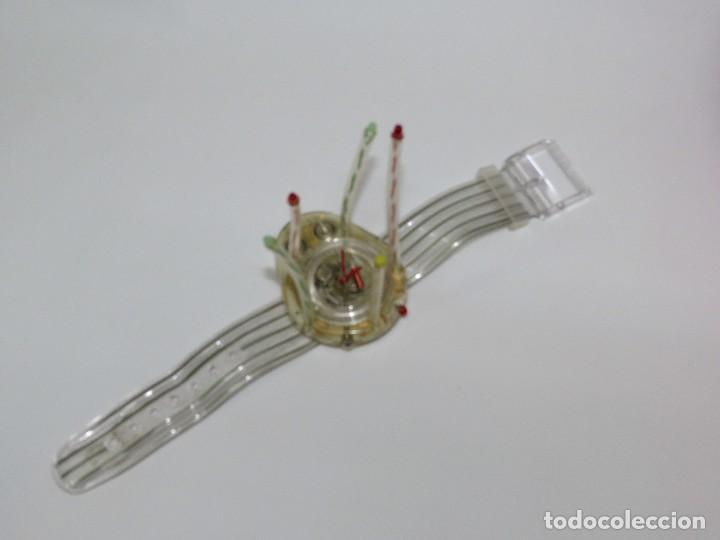 Relojes - Swatch: SWATCH ESPECIAL NAVIDAD 1996 GZ-152 - Foto 3 - 118735547
