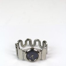 Relojes - Swatch: SWATCH IRONY STAMLESS STEEL ,WATER RESISTANT,ACERO,AÑOS 90. Lote 118766159