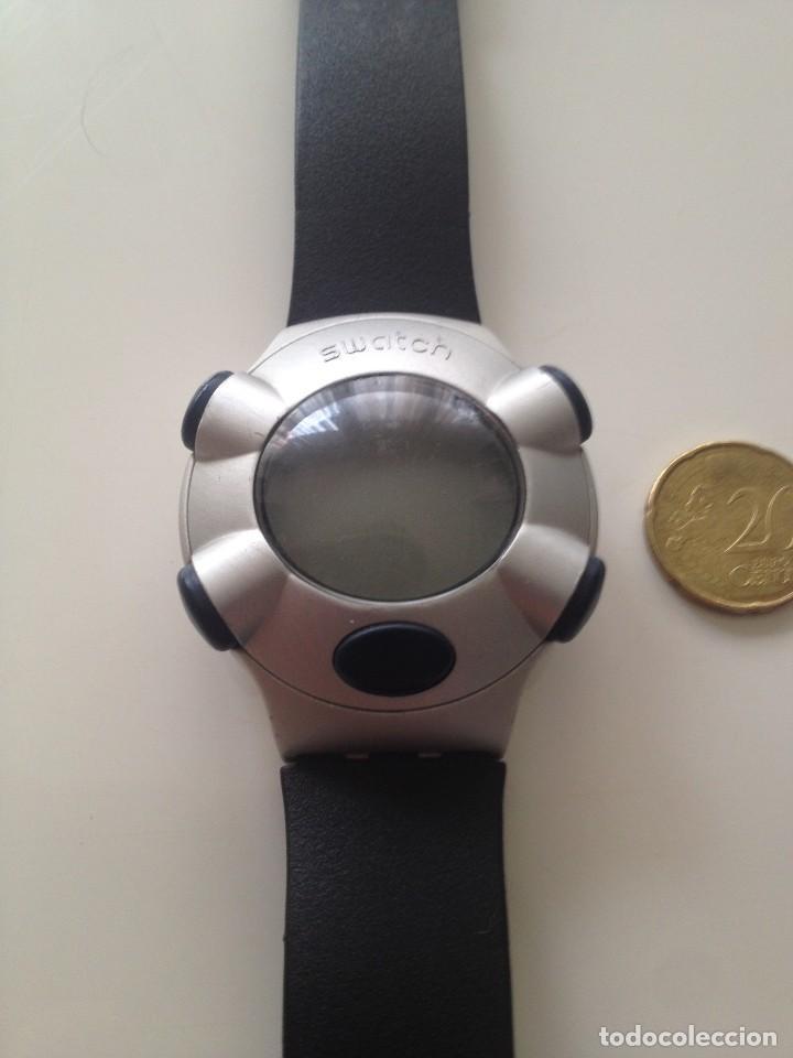 RELOJ SWATCH BEAT ALUMINIUM (1999) (Relojes - Relojes Actuales - Swatch)