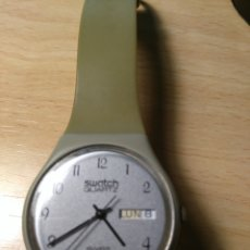 Relojes - Swatch: RELOJ SWATCH WATER RESISTANT. Lote 121176868