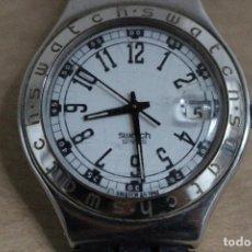 Relojes - Swatch: SWATCH AG 1994, ACERO INOXIDABLE PATENTADO/ RESISTENTE AL AGUA /FUNCIONA CORREA ORIGINAL.. Lote 121281903