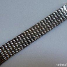 Relojes - Swatch: CORREA FLEXIBLE ELÁSTICA METÁLICA SWATCH. Lote 121732687