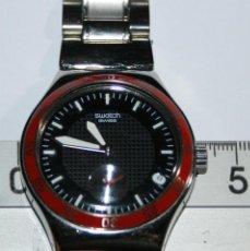 Relojes - Swatch: ORIGINAL SWATCH IRONY ACERO INOX ( MEDIDAS VER LAS FOTOS ). Lote 122581675