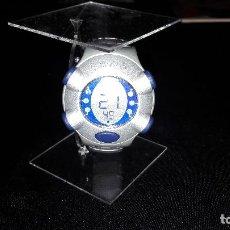 Relojes - Swatch: IMPRESIONANTE SWATCH BEAT ALUMINIUM CON ARMIS DE ALUMINIO FUNCIONANDO. Lote 125232755