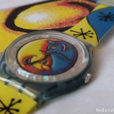 Montres - Swatch: EDICIÓN LIMITADA 1996 ARTIST LIMITED EDITION FIZ N ZIP. Lote 126014915