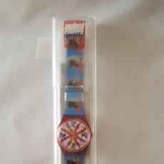 Relojes - Swatch: SWATCH RELOJ PULSERA NUEVO AÑOS 90. Lote 126309622