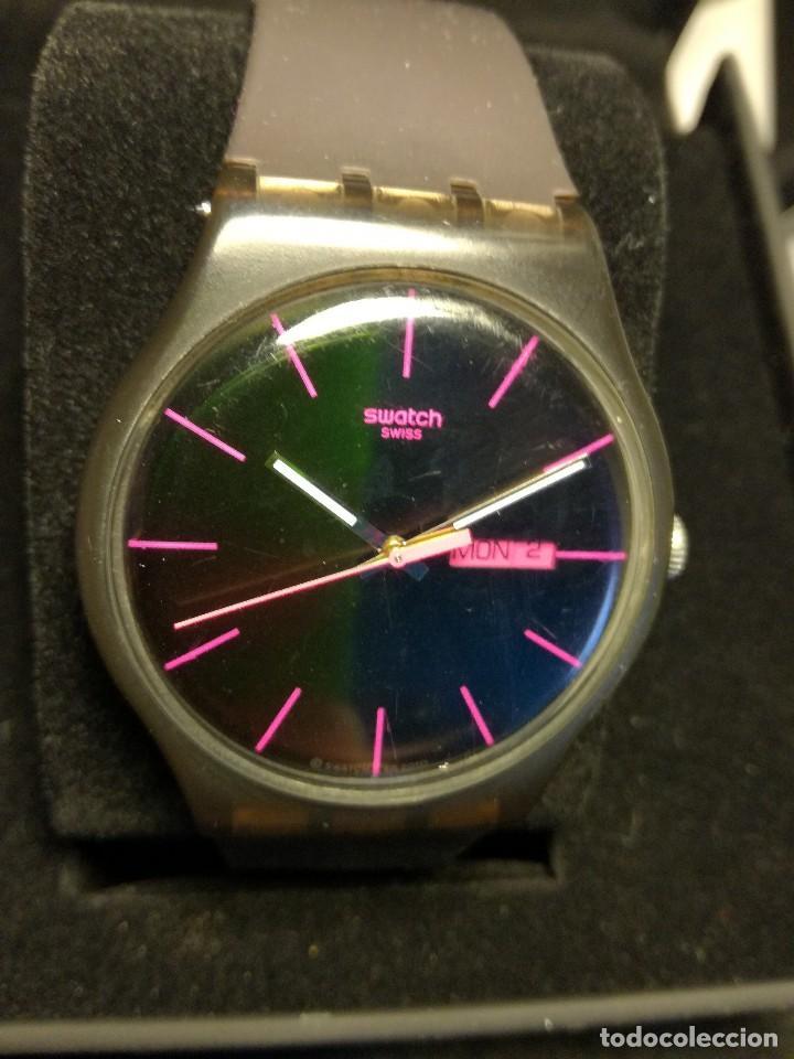 Relojes - Swatch: reloj SWATCH AG-2010 - Foto 5 - 127167807
