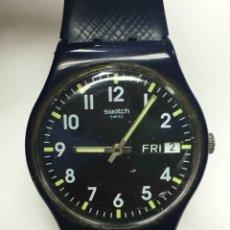 Relojes - Swatch: RELOJ SWATCH EN FUNCIONAMIENTO. Lote 127239983