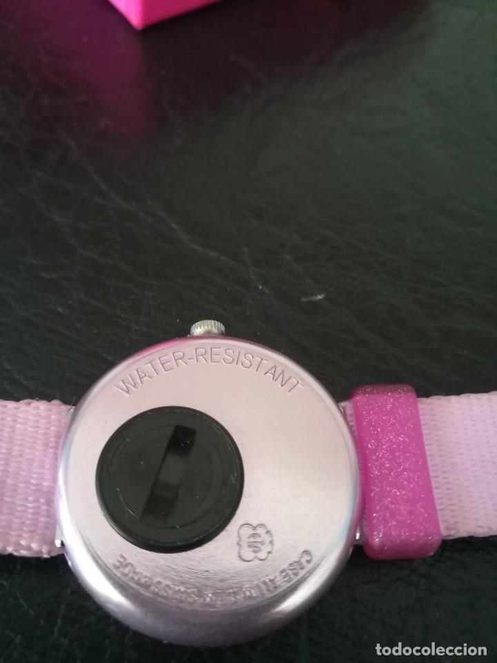 Relojes - Swatch: RELOJ FLIK FLAK (SWATCH infantil) con estuche joyero original - Foto 9 - 127582331