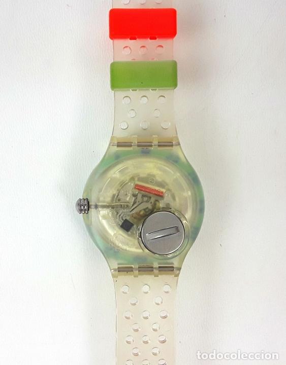 Relojes - Swatch: RELOJ SWATCH. SCUBA 200. JELLY BUBBLES SDK104. SUIZA. 1991. - Foto 2 - 151096204