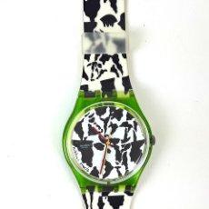 Relojes - Swatch: RELOJ SWATCH. EDICIÓN NUMERADA NIKLAUS TROXLER. SUIZA. 1991.. Lote 127620231
