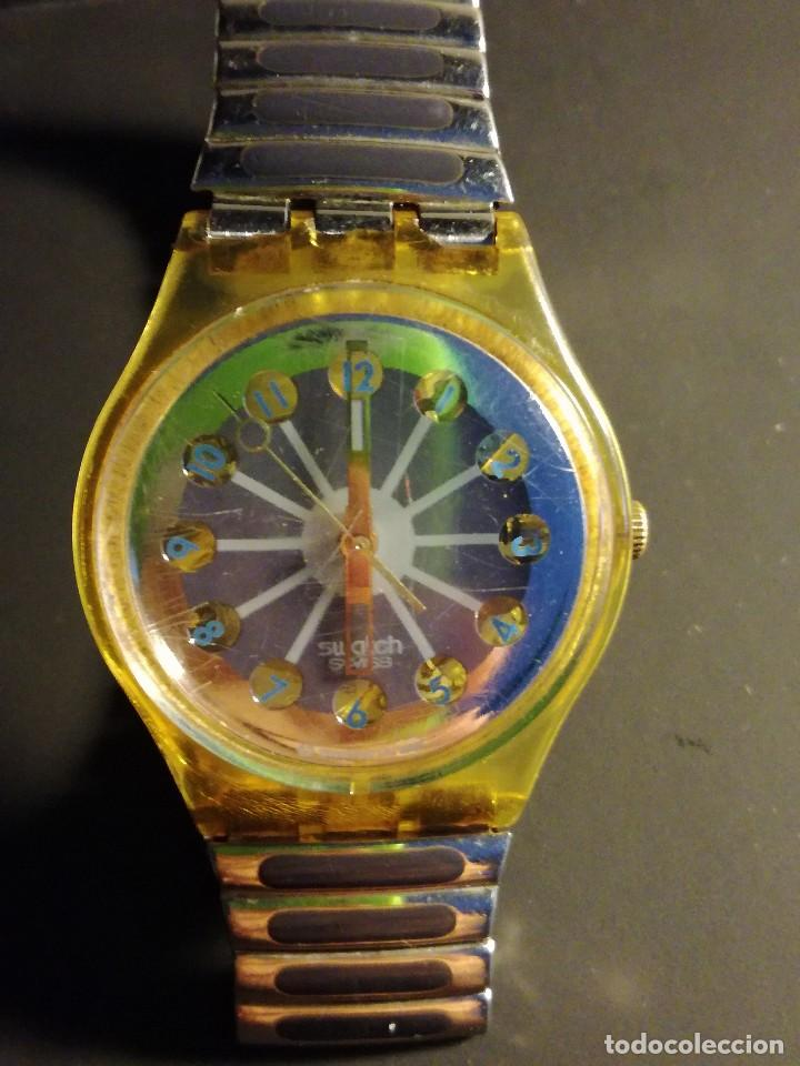 RELOJ SWATCH AG-1997 (Relojes - Relojes Actuales - Swatch)