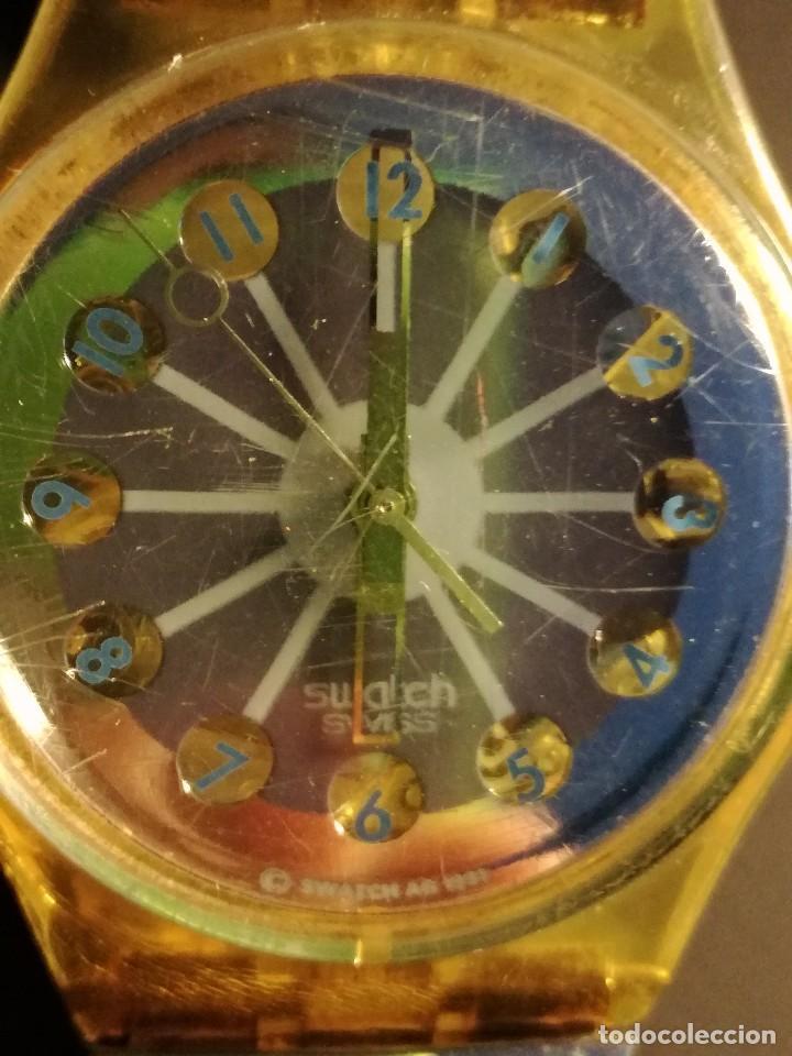 Relojes - Swatch: reloj swatch ag-1997 - Foto 2 - 127776119