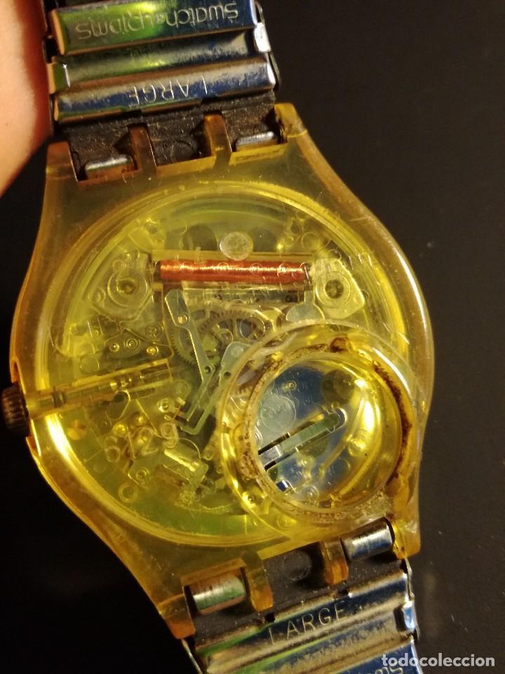 Relojes - Swatch: reloj swatch ag-1997 - Foto 5 - 127776119