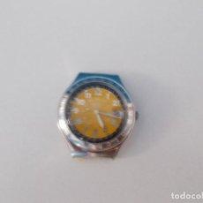 Relojes - Swatch: RELOJ HOMBRE SWATCH SIN CORREA. Lote 128261267