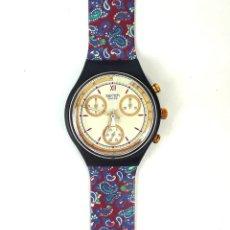 Relojes - Swatch: RELOJ SWATCH. CHRONO. AWARD SCB 108. SUIZA. 1992.. Lote 128408351