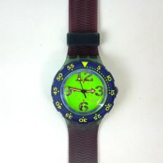 Relojes - Swatch: RELOJ SWATCH. COMING MAE SON 100. SUIZA. CIRCA 1990.. Lote 128409947