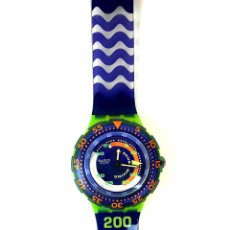 Relojes - Swatch: RELOJ SWATCH. SCUBA 200. SPRAY UP SAN 103. SUIZA. 1992.. Lote 128410803