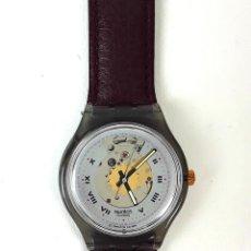 Relojes - Swatch: RELOJ SWATCH. AUTOMATIC. RUBIN SAM 100. SUIZA. 1991.. Lote 128411799