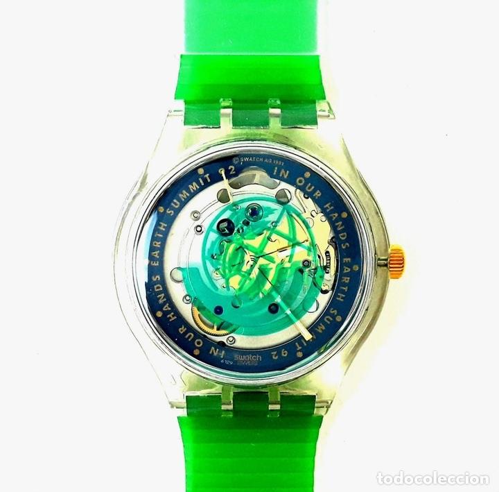 Relojes - Swatch: LOTE DE 5 RELOJES SWATCH. SUIZA. 1991-1992. - Foto 3 - 128453051