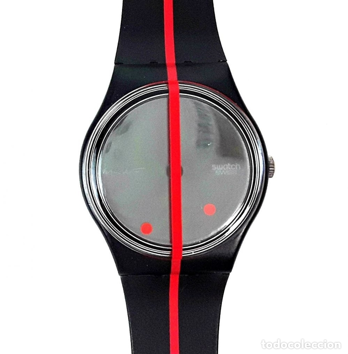 Relojes - Swatch: LOTE DE 7 RELOJES SWATCH. SUIZA. 1991-1992. - Foto 5 - 128516751