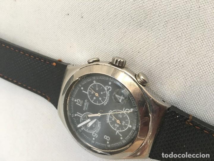 Relojes - Swatch: Reloj Swatch Para Hombre - Foto 4 - 128620499