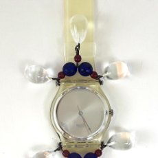 Relojes - Swatch: RELOJ SWATCH CHANDELIER CHRISTMAS 92. GZ125. SUIZA. 1992.. Lote 128862271