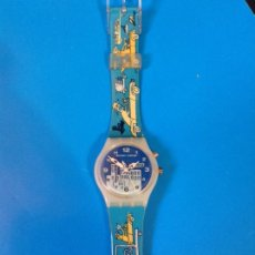 Relojes - Swatch: BONITO RELOJ SWACHT RUSH HOUR. Lote 208333841