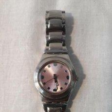 Relojes - Swatch: RELOJ SWATCH IRONY V8 FUNCIONANDO.. Lote 134768522