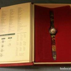 Relojes - Swatch: RELOJ EDICION LIMITADA SWATCH MAGIC SPELL VER FOTOS Y DESCRIPCION. Lote 135560130