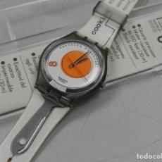 Relojes - Swatch: RELOJ SWATCH OBSERVANDO DESAYUNO COLECCIÓN EDICIÓN LIMITAD. Lote 139054522