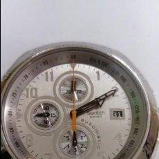 Relojes - Swatch: RELOJ SWATCH CRONO AUTOMÁTICO. Lote 139094218