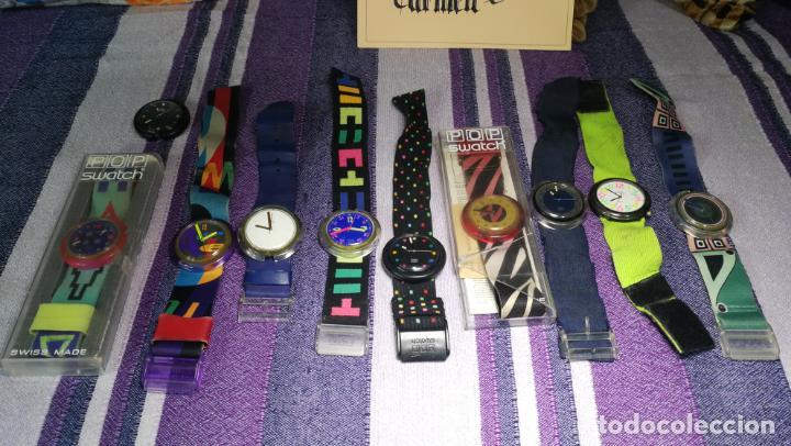 Relojes - Swatch: Lote de 10 relojes SWATCH están sin comprobar por tanto para reparar, repasar o piezas - Foto 7 - 140268814