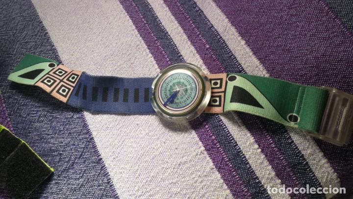 Relojes - Swatch: Lote de 10 relojes SWATCH están sin comprobar por tanto para reparar, repasar o piezas - Foto 9 - 140268814
