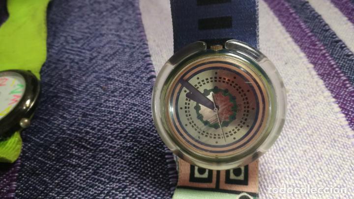 Relojes - Swatch: Lote de 10 relojes SWATCH están sin comprobar por tanto para reparar, repasar o piezas - Foto 10 - 140268814