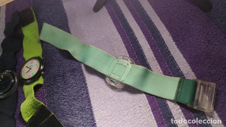 Relojes - Swatch: Lote de 10 relojes SWATCH están sin comprobar por tanto para reparar, repasar o piezas - Foto 11 - 140268814
