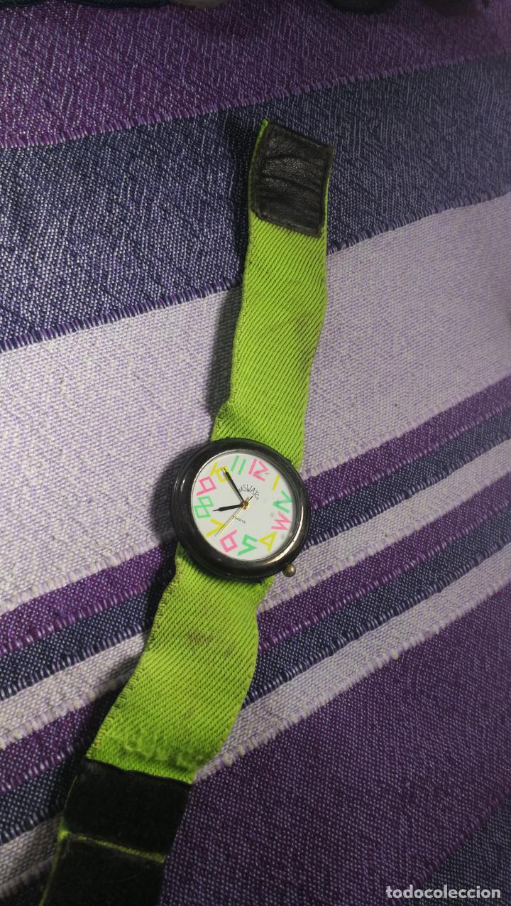 Relojes - Swatch: Lote de 10 relojes SWATCH están sin comprobar por tanto para reparar, repasar o piezas - Foto 12 - 140268814
