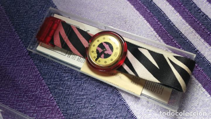 Relojes - Swatch: Lote de 10 relojes SWATCH están sin comprobar por tanto para reparar, repasar o piezas - Foto 19 - 140268814