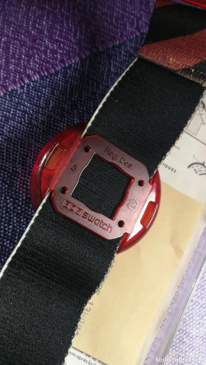 Relojes - Swatch: Lote de 10 relojes SWATCH están sin comprobar por tanto para reparar, repasar o piezas - Foto 22 - 140268814