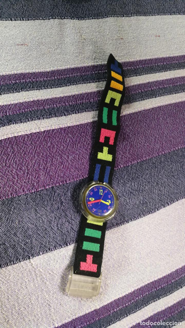 Relojes - Swatch: Lote de 10 relojes SWATCH están sin comprobar por tanto para reparar, repasar o piezas - Foto 30 - 140268814