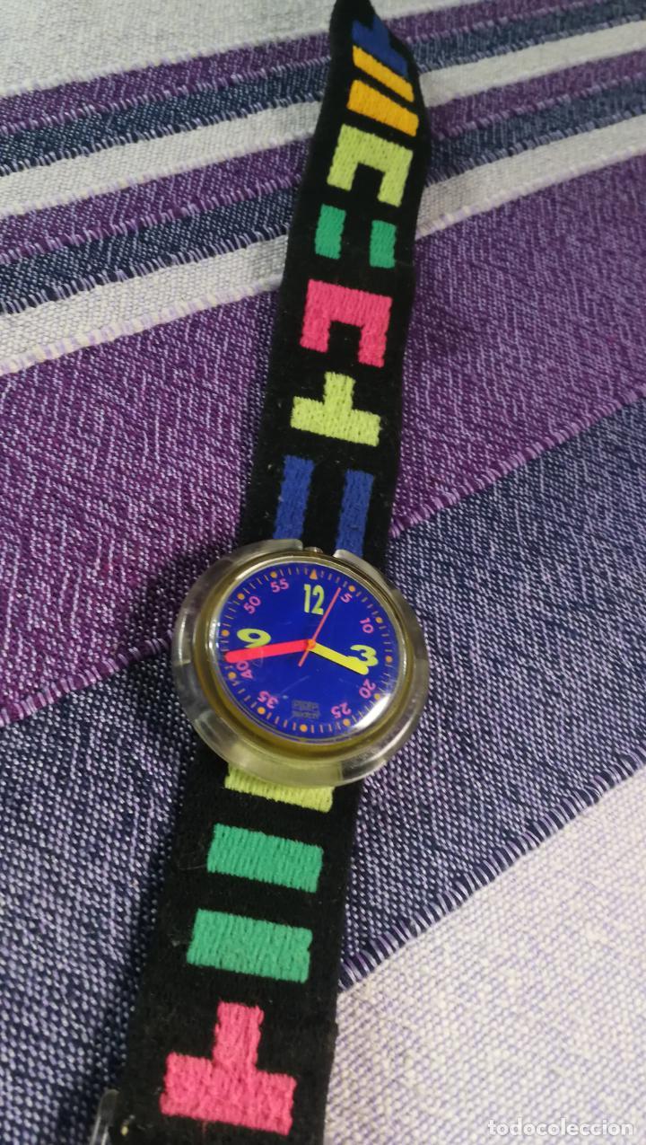 Relojes - Swatch: Lote de 10 relojes SWATCH están sin comprobar por tanto para reparar, repasar o piezas - Foto 31 - 140268814