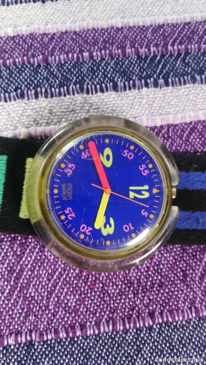 Relojes - Swatch: Lote de 10 relojes SWATCH están sin comprobar por tanto para reparar, repasar o piezas - Foto 32 - 140268814