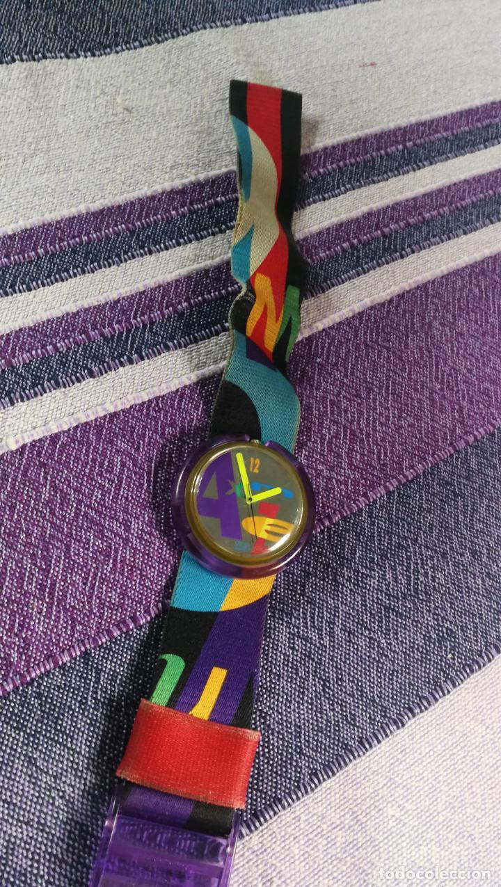 Relojes - Swatch: Lote de 10 relojes SWATCH están sin comprobar por tanto para reparar, repasar o piezas - Foto 36 - 140268814
