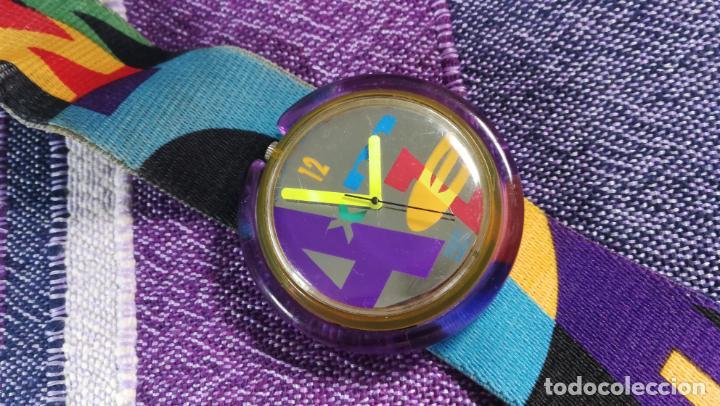 Relojes - Swatch: Lote de 10 relojes SWATCH están sin comprobar por tanto para reparar, repasar o piezas - Foto 37 - 140268814