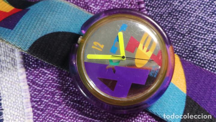 Relojes - Swatch: Lote de 10 relojes SWATCH están sin comprobar por tanto para reparar, repasar o piezas - Foto 38 - 140268814