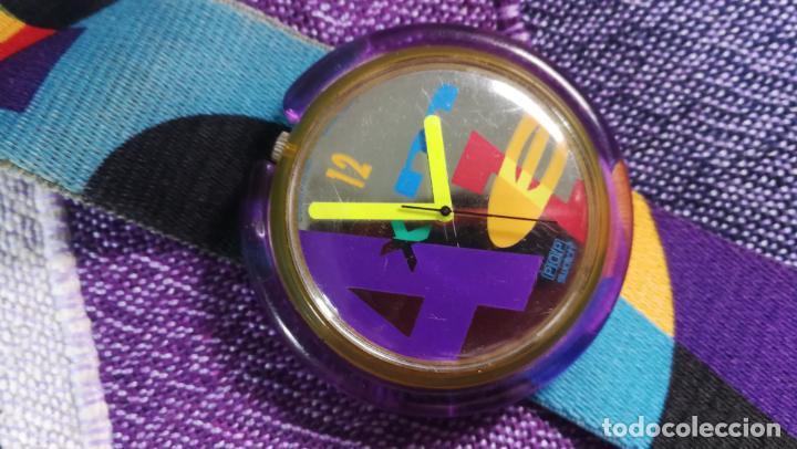 Relojes - Swatch: Lote de 10 relojes SWATCH están sin comprobar por tanto para reparar, repasar o piezas - Foto 40 - 140268814