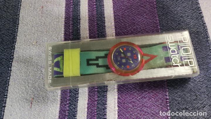 Relojes - Swatch: Lote de 10 relojes SWATCH están sin comprobar por tanto para reparar, repasar o piezas - Foto 43 - 140268814