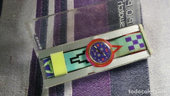 Relojes - Swatch: Lote de 10 relojes SWATCH están sin comprobar por tanto para reparar, repasar o piezas - Foto 44 - 140268814